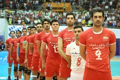 خلاصه ای از بازی  تیم ملی والیبال ایران در برابر تیم قدر کانادا
