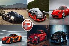 سوپر ماشین هایی که توسط راننده های احمق به فنا رفتند!!!
