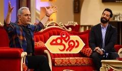 شوخی جنجالی مهران مدیری با گشت ارشاد/بهزاد فراهانی: گلشیفته افتخار سینمای ایران است/پسرهایی که در آرایشگاه های زنانه لو رفتند/سقط جنین های غیرمجاز در ایران رکورد زد/رادیو اکتیو تقدیم می کند
