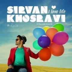 """آهنگ """"دوست دارم زندگی رو"""" با صدای سیروان خسروی، پیشنهاد موسیقی شنبه 1 خرداد 95"""