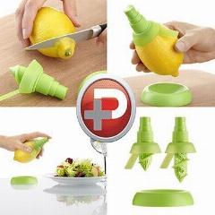 ترفندی ساده برای طعم دار کردن غذاها با اسناس لیمو؛ در کمتر از یک دقیقه اسپری لیمو درست کنید
