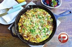 طعم متفاوت املت؛ غذایی سبک و خوشمزه ویژه افطار؛ طرز تهیه املت سیب زمینی