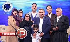 پشت صحنه اتفاقی که هم اشک های احسان علیخانی را درآورد هم ایران+ویدیو