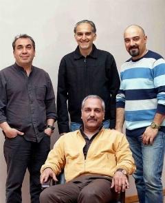 پرده برداری سیامک انصاری از رستوران مهران مدیری؛ سکانسی از سریال طنز ویلای من