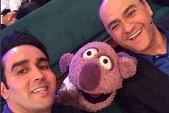 خاطرات بامزه و خنده دار جناب خان از جنگ و حمله به خرمشهر + فیلم