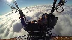 تصاویری جذاب از آسمان ایران و پرواز این خلبانان شجاع و نترس- قسمت دوم