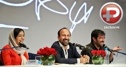 شهاب حسینی: از جوابی که دادم شرمنده شدم؛ ترانه علیدوستی: خیلی خوشحال می شدم اگر همکلاسی ام، گلشیفته هم جایزه می گرفت؛ اصغر فرهادی: از جایزه گرفتن شهاب بیشتر خوشحال شدم تا آن خانم، چون توانستم بغلش کنم؛ گزارش اختصاصی تی وی پلاس از مراسم تجلیل از ستاره های سینمای ایران