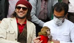 استایل جدید امین حیایی تعجب همگان را برانگیخت! سکانسی از سریال ساخت ایران