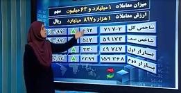 واکنش عجیب و خنده دار مجری زن اخبار سیما به همکاران پشت صحنه روی آنتن زنده شبکه خبر+ فیلم