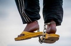 اعدام دو متجاوز به عنف در کرج؛ گزارش تصویری