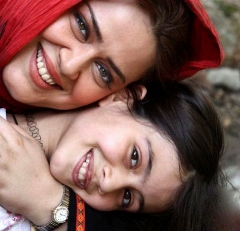 دلتنگیهای خانم بازیگر برای دخترش