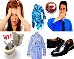 7 ترفند برای خلاصی از دغدغه های روزمره؛ راهکارهایی دم دستی برای رفع بوی بد کفش ، درمان سر درد و سکسکه و غیره