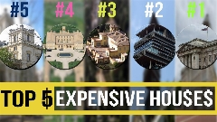 از ولخرجی های خانواده سلطنتی انگلستان تا بیلیونرهایی که جز 5 تای اول دنیا هستند؛ 5 خانه که جذاب ترین و گرانقیمت ترینند در کره ی زمین