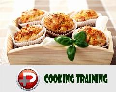 پیش غذایی خاص در آشپزخانه تی وی پلاس؛ آموزش تهیه مافین پنیری با مواد دم دستی