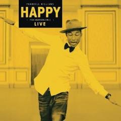 موزیک ویدئوی باحال و شاد از یک اجرای متفاوت؛ آهنگ HAPPY  فارل ویلیام را این بار از تی وی پلاس ببینید و بشنوید