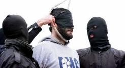 فیلم اعدام سه متجاوز به عنف در کرج