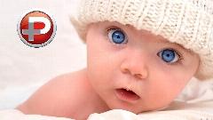 چشم آبی ها از کجا آمدند؟ با دیدن این ویدئو می فهمید که چگونه می شود فرزند چشم آبی به دنیا آورد