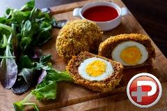 خلاقیت در آشپزی با یک نوع کوفته شکم پر سوخاری؛ غذایی خوش طعم و خوشرنگ که آسان تهیه می شود