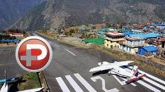 فرود در این فرودگاه ها کار هر خلبانی نیست؛ خطرناک ترین فرودگاه های دنیا - قسمت اول