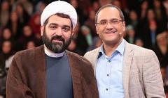 جناب خان، روحانی سرشناس را عامل ازدواج نکردن با معشوقه اش دانست/حجت الاسلام شهاب مرادی مهمان رامبد جوان  در خندوانه