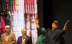 درگیری لفظی مصطفی زمانی و محمود پاک نیت + فیلم؛ سکانسی از پرطرفدارترین سریال شبکه نمایش خانگی