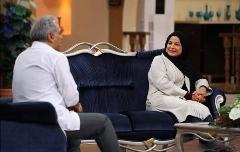 سوتی خانم بازیگر در دورهمی مهران مدیری؛ خونی که برای بازیگر شدن ریخته شد؛ سیما تیرانداز مهمان یک برنامه دیدنی