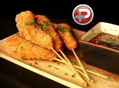 غذایی باب میل و لذیذ با مرغ؛ آموزش تهیه جوجه سیخی در چند دقیقه!