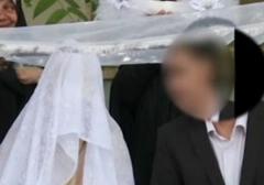 عروسی یک قاتل با دختر جوان در زندان مشهور ایران + فیلم