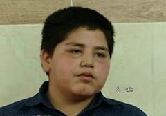 عجیب ترین پسر ایرانی را بشناسید + فیلم