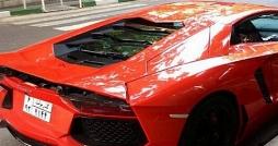 پارتی بچه پولدارها با ماشین های میلیاردی شان + فیلم