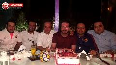 فیلم جشن تولد خصوصی ستاره پرسپولیس؛ اختصاصی تی وی پلاس