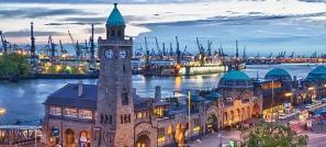 گردش در خیابان های هامبورگ؛ دنیا رو بگرد