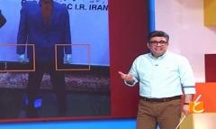 رضا رشیدپور یک طراح را روی آنتن زنده ترکاند!/لباس های المپیکی ها به باد انتقاد گرفته شد