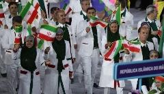 شوک بزرگ به کاروان المپیک ایران;والیبالیست ها رژه در مراسم المپیک را تحریم کردن