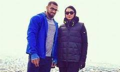 فیلم: توهین مجری تلویزیون به لیلا رجبی، داد همسرش را درآورد