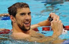 این مرد دوزیست است؛ خداحافظی مایکل فلپس، اسطوره ی شنا + فیلم