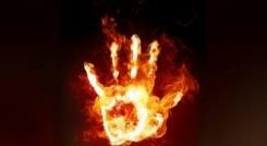 پسری که بخاطر نامه خیانت مادرش، خانواده اش را به آتش کشید