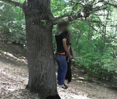 دختر و پسری که پای یک درخت خودشان را دار زدند!/حادثه ای تلخ در میاندورود