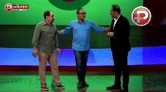 آقای بازیگر به جنایاتش اعتراف کرد؛ یک شب خنده دار و ترسناک در خندوانه با حضور برزو ارجمند و علی پاشا