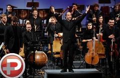 ویدئویی از اولین کنسرت ایرانی ها و ایتالیایی های معروف در قلب تهران
