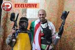 تیراندازی ستاره خندوانه در باشگاه انقلاب؛ بدلکار ایرانی جلوی دوربین غش کرد؛ جنگ صوری اما واقعی بخاطر آرزوی یک پسر بچه خاص