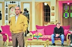 مهران مدیری نقش اصلی و جزئیات فیلم جدیدش را منتشر کرد