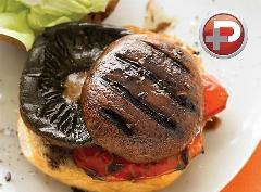 این پیش غذای لذیذ را سریع و راحت تهیه کنید؛ آموزش تهیه قارچ برگر به سبکی متفاوت
