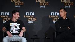 رونالدو علیه مسی؛ دو غول بزرگ فوتبال مقابل هم قرار گرفتند