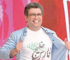 شاهکار جدید اما باورنکردنی رضا رشیدپور روی آنتن زنده تلویزیون!