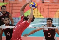 خلاصه ی بازی والیبال ایران و مصر؛ صعود مقتدرانه به مرحله یک چهارم نهایی رقابت های والیبال المپیک ریو 2016