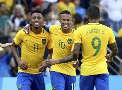 فیلمی از خلاصه بازی برزیل - آلمان، فینال المپیک ریو 2016 در شب درخشش نیمار