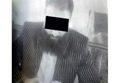 مدافع حرم قلابی دستگیر شد