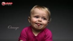 تغییر قیافه غیرمنتظره بچه ها بعد از تست اولین مزه عمرشان