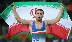 فیلم مصاحبه با حسن رحیمی مرد برنزی کشتی آزاد در المپیک ریو 2016